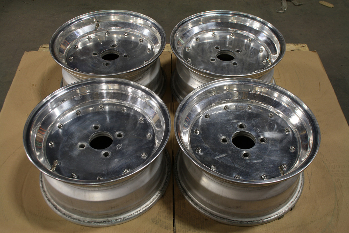 SSR MK1 15 x 7.0 4x114.3 et11 - set of four