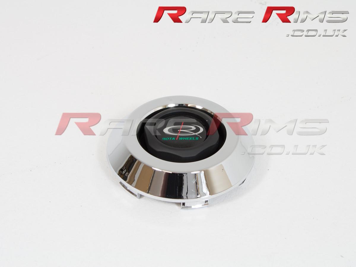 Rota Centre Cap - Polished
