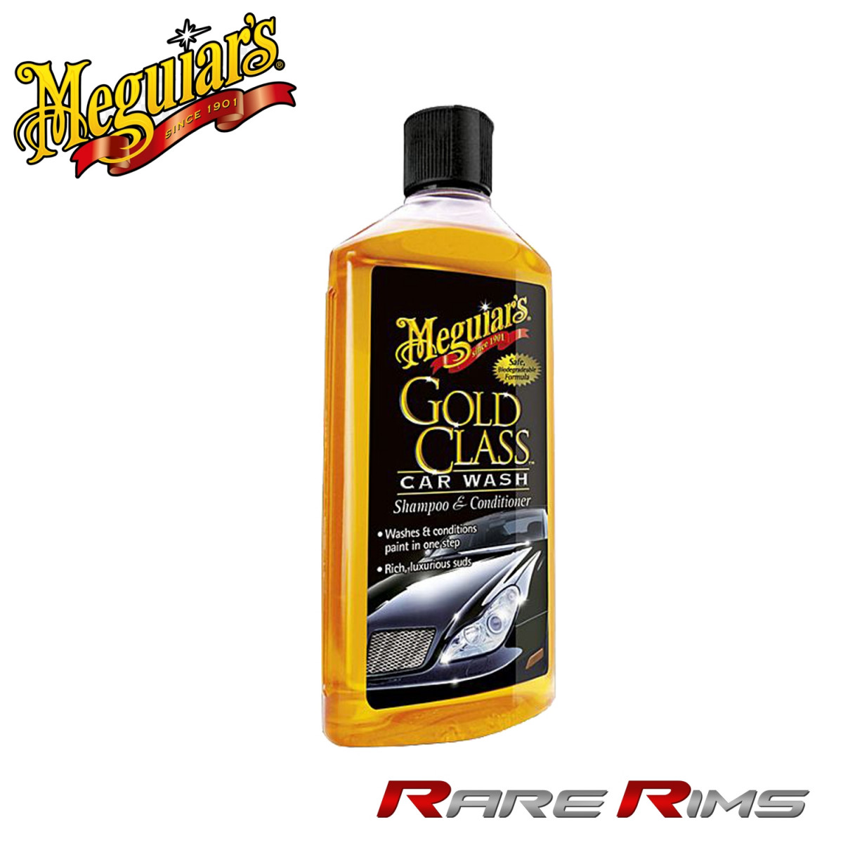Meguiar's® Gold Class Car Wash Shampoo & Conditioner