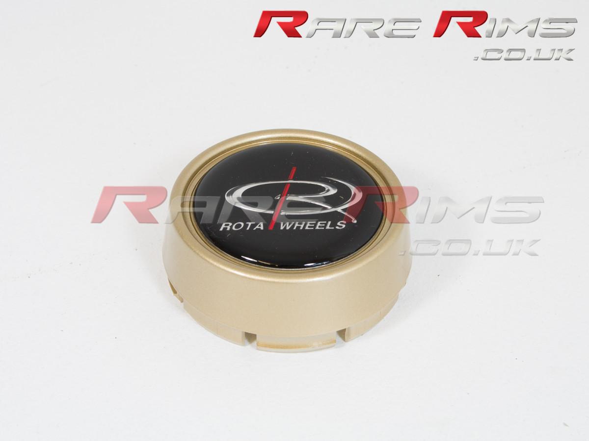 Rota Centre Cap - Medium Top - Gold