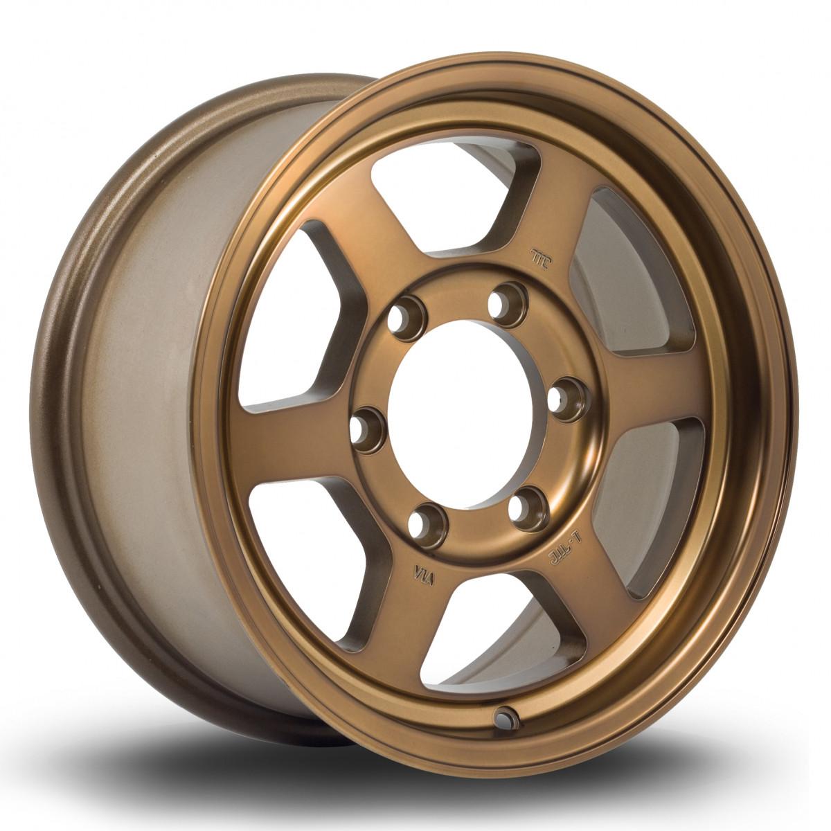 Grid Offroad 15x7 6x139 ET35 Speed Bronze