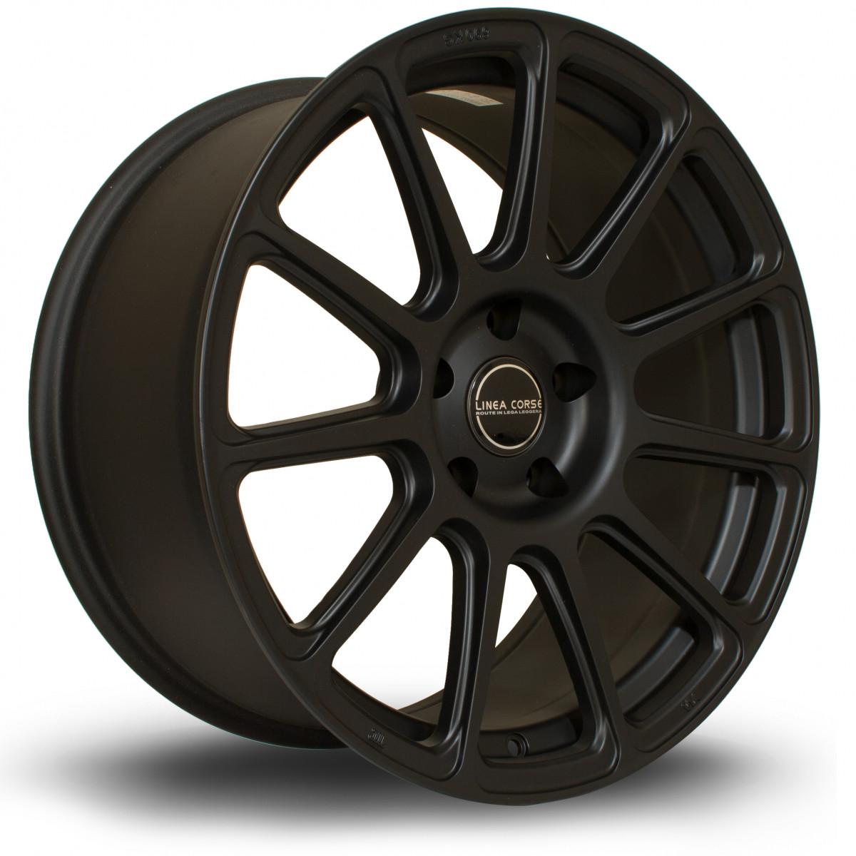 LC888 19x9 5x120 ET25 Flat Black