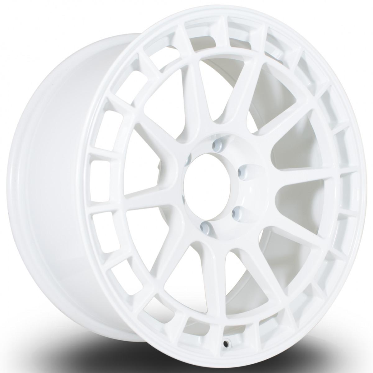 Recce 20x9 6x139 ET15 White
