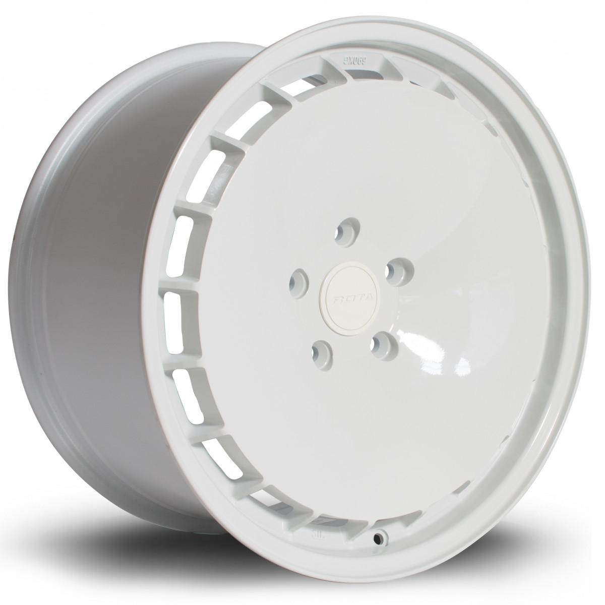 RM200 18x9.5 5x100 ET23 White