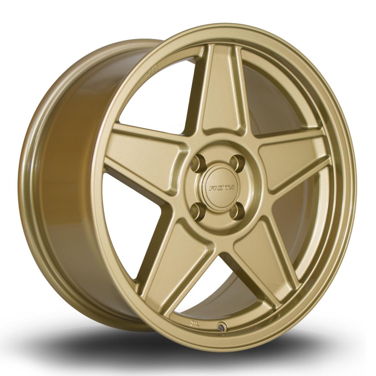 RSS 17x8 5x100 ET30 Gold