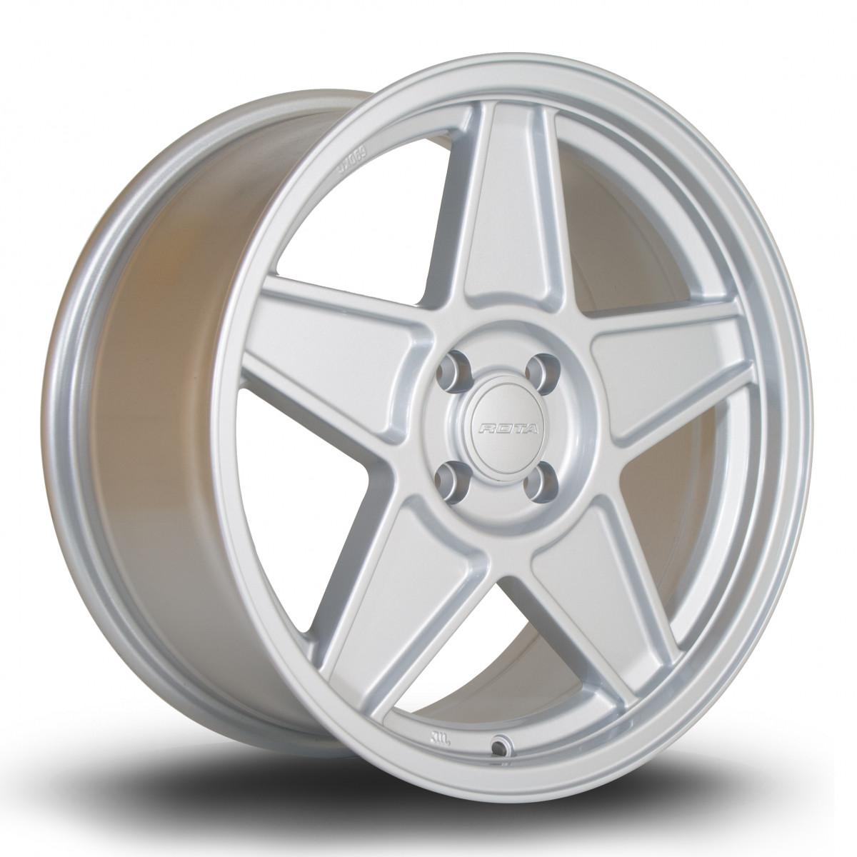 RSS 17x8 5x100 ET30 Silver