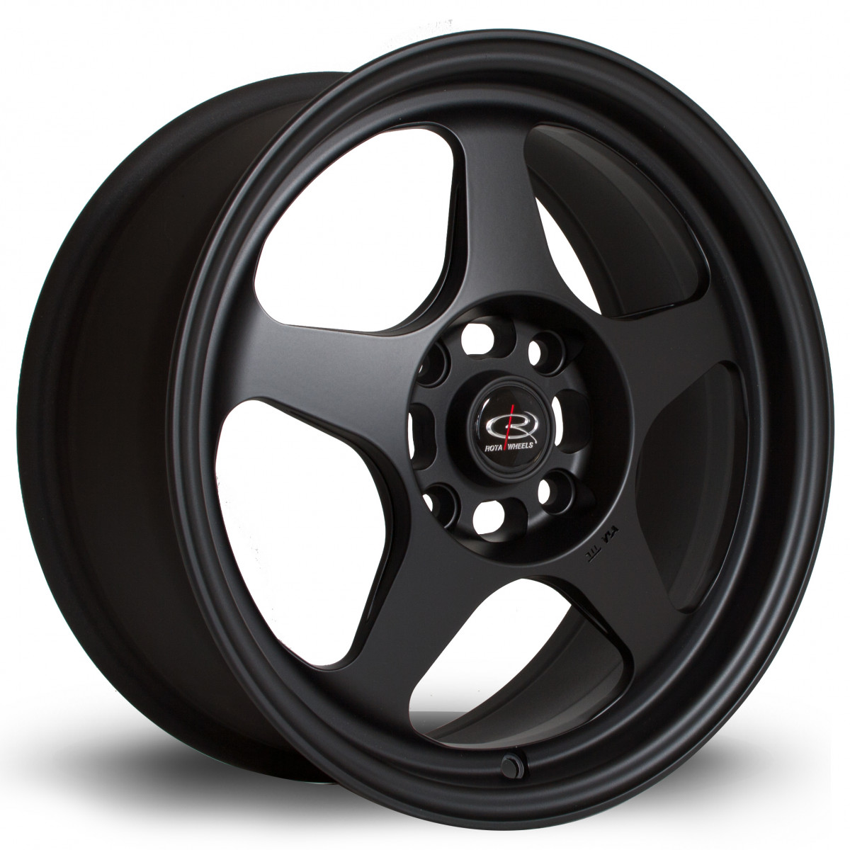 Slip 16x7 4x114 ET40 Flat Black