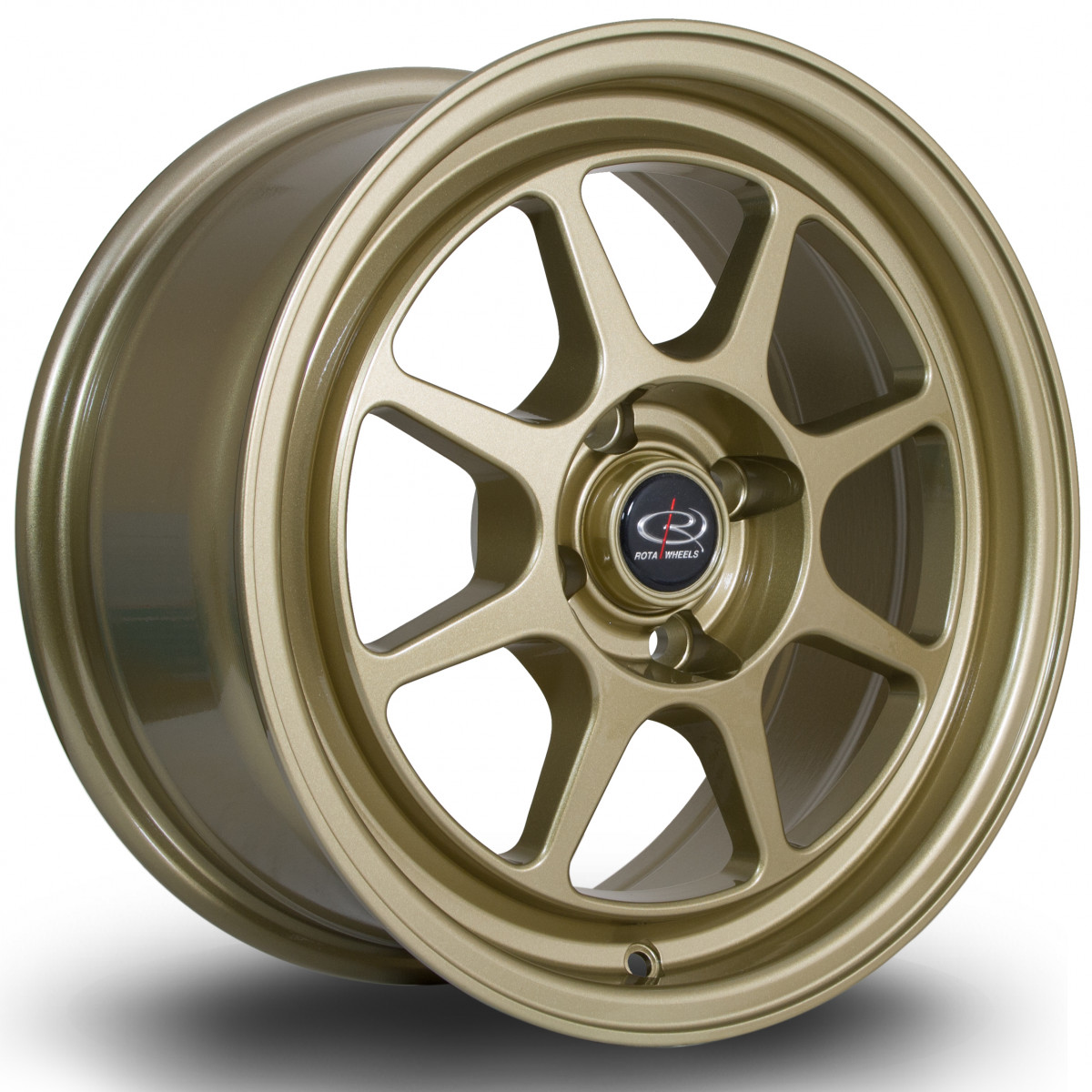 Spec8 15x7 4x100 ET35 Gold