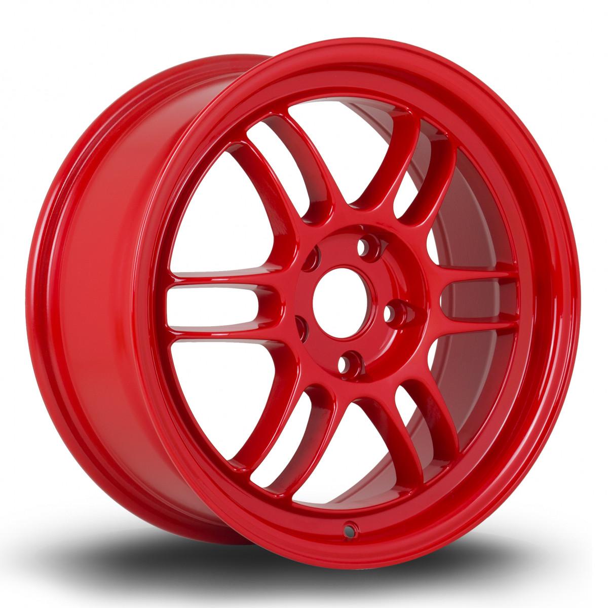 TFS301 17x7.5 5x114 ET42 Red
