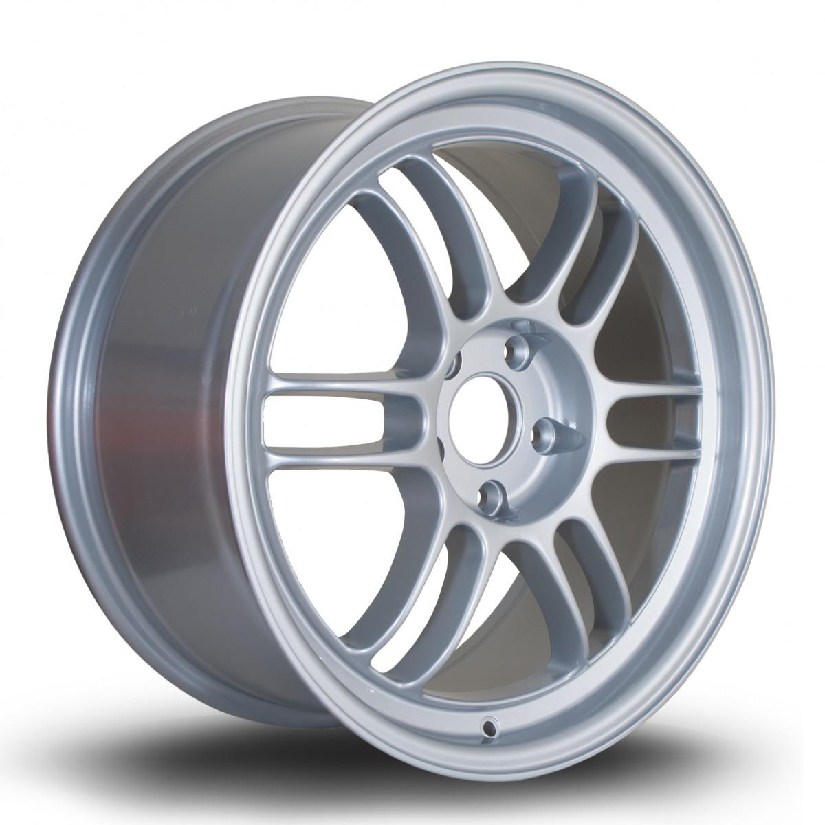 TFS301 18x8.5 5x108 ET42 Silver