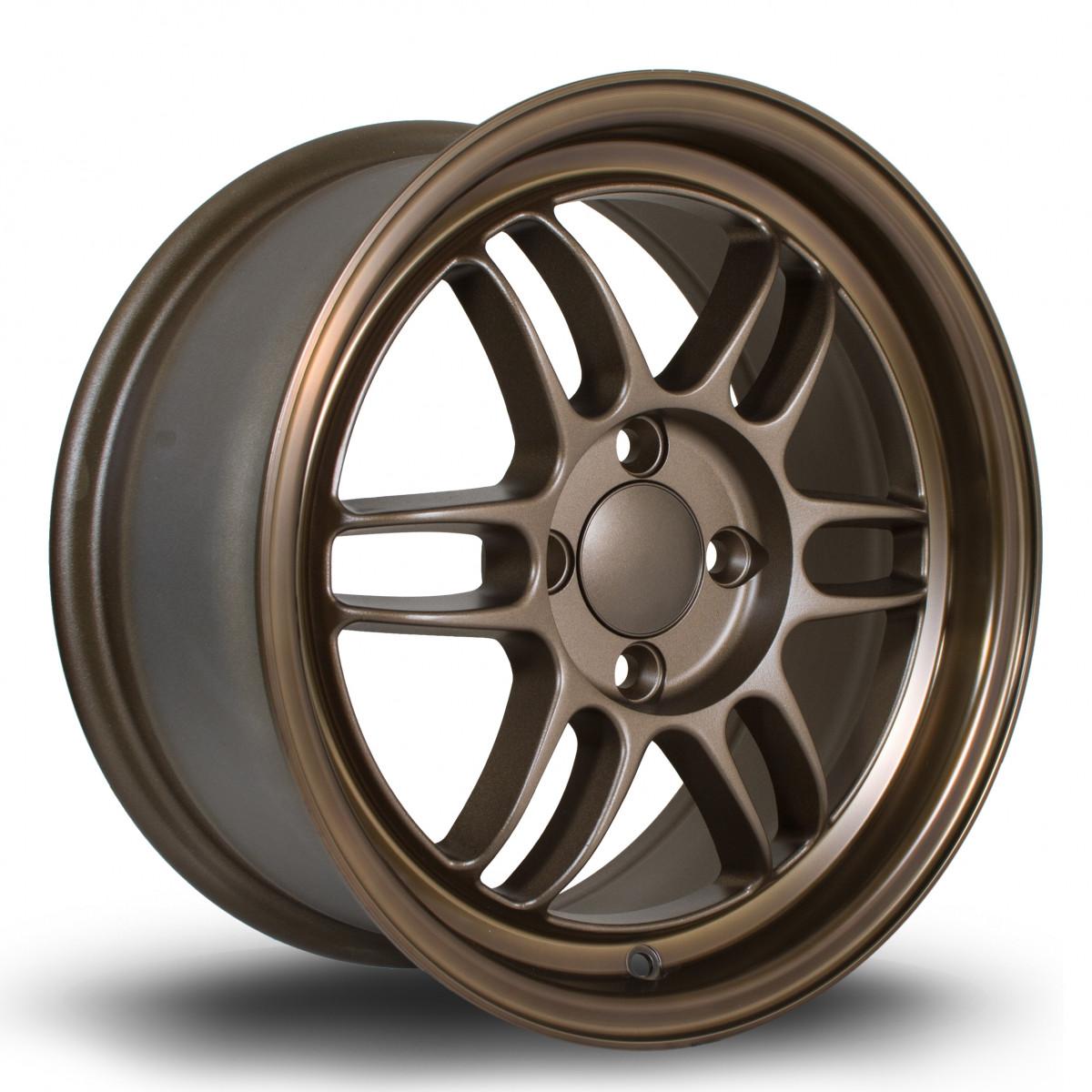 TFS301 15x7 4x100 ET38 Speed Bronze