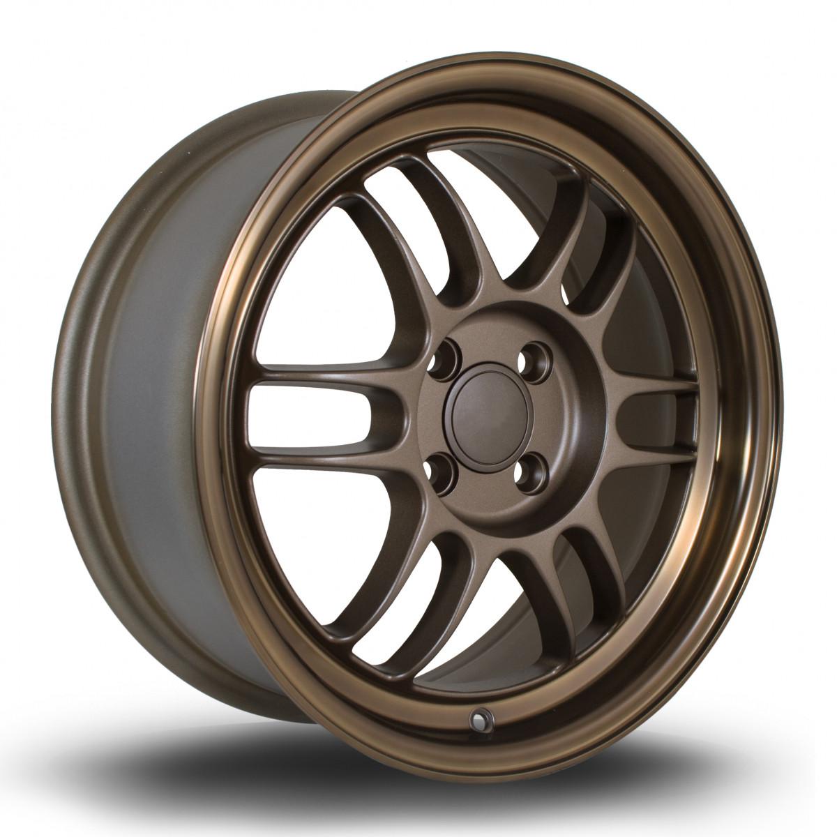 TFS301 16x7 4x100 ET40 Speed Bronze