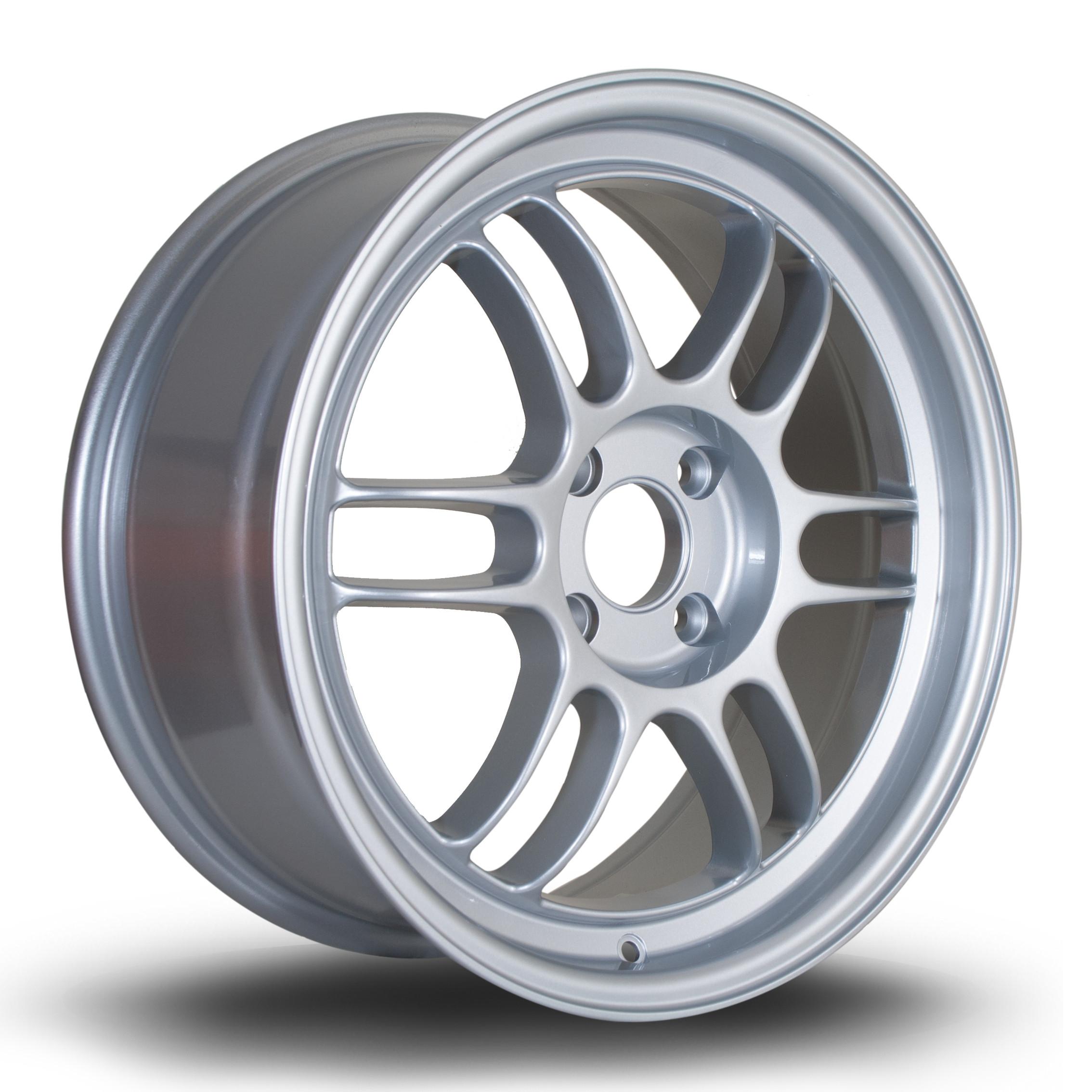 TFS301 17x7.5 4x100 ET35 Silver
