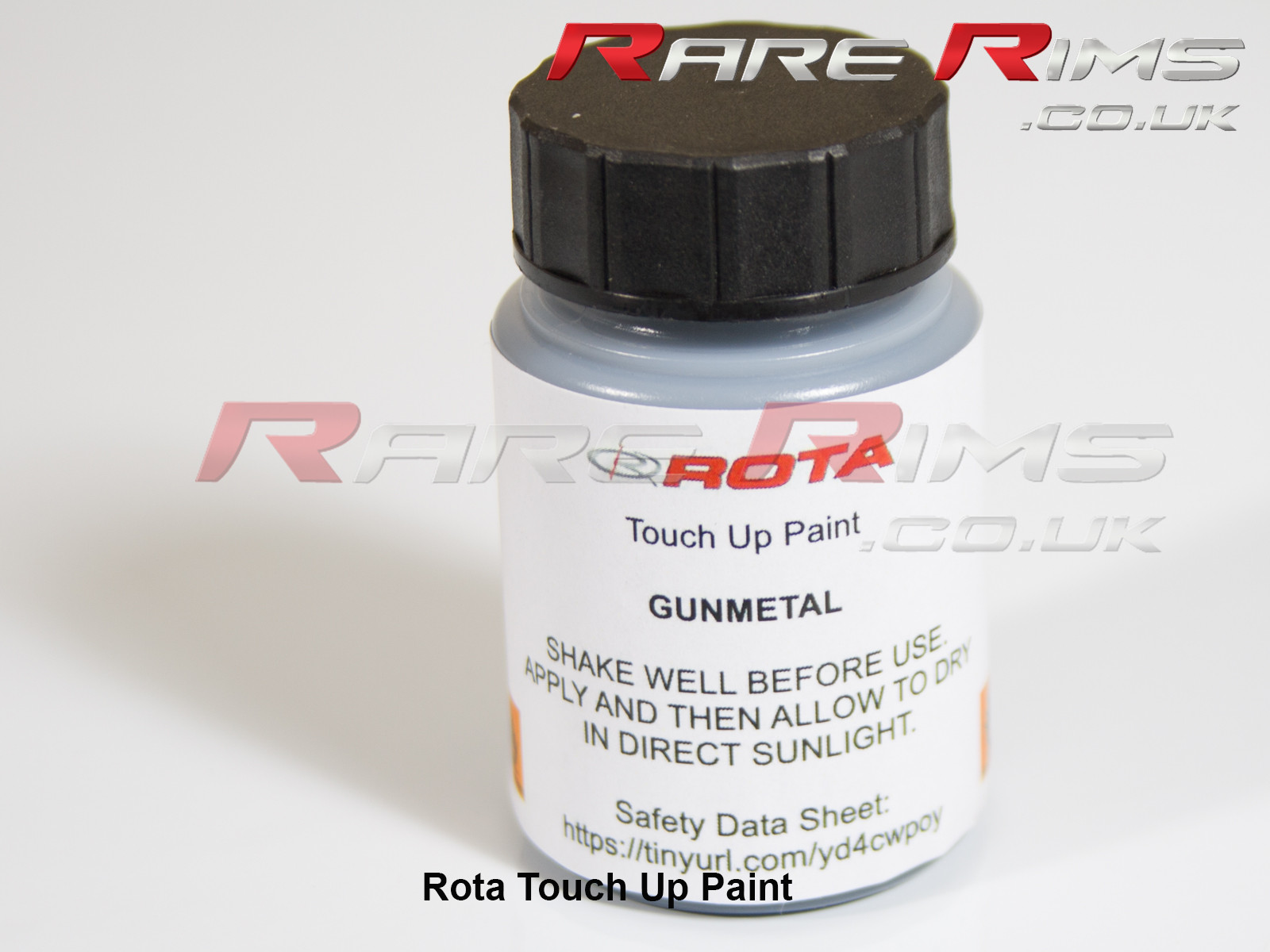 Rota Wheels Gunmetal Touch Up Paint