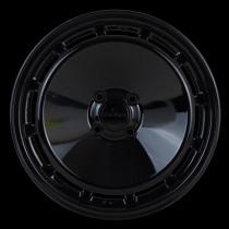D154 16x8 4x100 ET20 Gloss Black