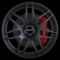 FF01 19x8.5 5x120 ET45 Flat Black