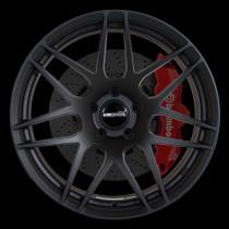FF02 19x10 5x120 ET37 Flat Black