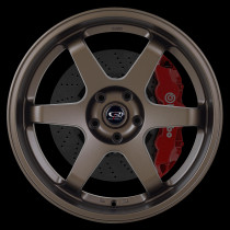 Grid 19x10.5 5x114 ET20 Matt Bronze 3
