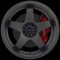 GTR-D 18x12 5x114 ET0 Flat Black 2