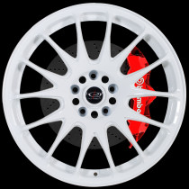 Reeve 18x9.5 5x114 ET30 White