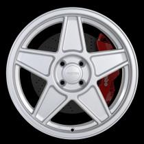RSS 17x8 4x108 ET42 Silver