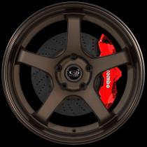 RT5 18x9.5 5x114 ET12 Speed Bronze