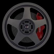 Slip 17x7.5 4x100 ET45 Flat Black 2
