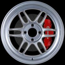 TFS301 15x7 4x100 ET38 Silver