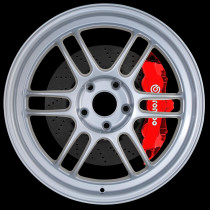 TFS301 18x8.5 5x112 ET45 Silver