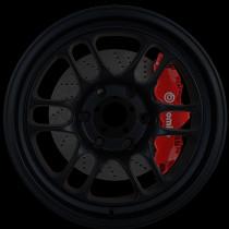 TFS-4x4 18x8.5 6x139 ET10 Flat Black