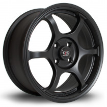 Boost 16x7 4x100 ET45 Flat Black