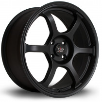 Boost 17x7.5 4x100 ET45 Flat Black