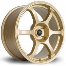 Boost 17x7.5 4x114 ET48 Gold