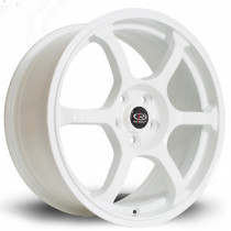 Boost 17x7.5 5x100 ET48 White