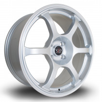 Boost 17x8 4x98 ET35 Silver