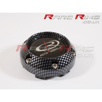 Rota Centre Cap - Carbon
