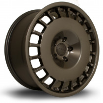 D154 18x8.5 5x120 ET30 Gunmetal