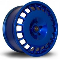 D154 18x8.5 5x100 ET30 Hyper Blue