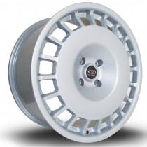 D154 18x8.5 5x112 ET45 Silver
