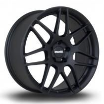 FF01 19x8.5 5x112 ET45 Flat Black 2