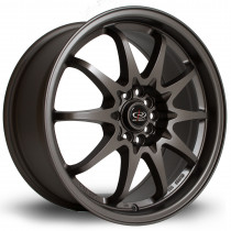 Fight 17x8 5x100 ET48 Matte Bronze