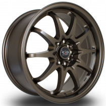 Fight 17x8 5x100 ET48 Matte Bronze 3