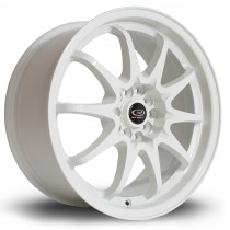 Fight 17x8 5x100 ET44 White