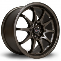 Fight 17x9 5x100 ET50 Matte Bronze
