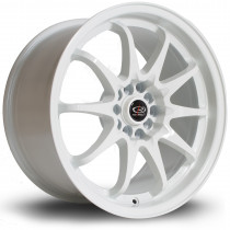 Fight 17x9 5x114 ET50 White