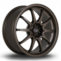 Fight 18x8.5 5x114 ET30 Matt Bronze 3