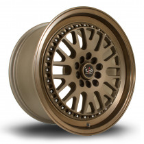 Flush 17x9.5 5x114 ET25 Speed Bronze