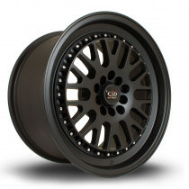 Flush 17x9 5x100 ET25 Flat Black