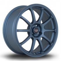 Force 17x7.5 4x100 ET45 Slate Blue