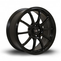 Force 17x8 5x100 ET35 Gloss Black